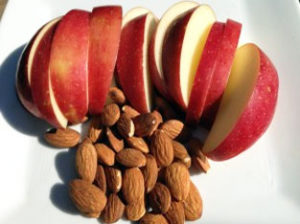 apple-and-almonds